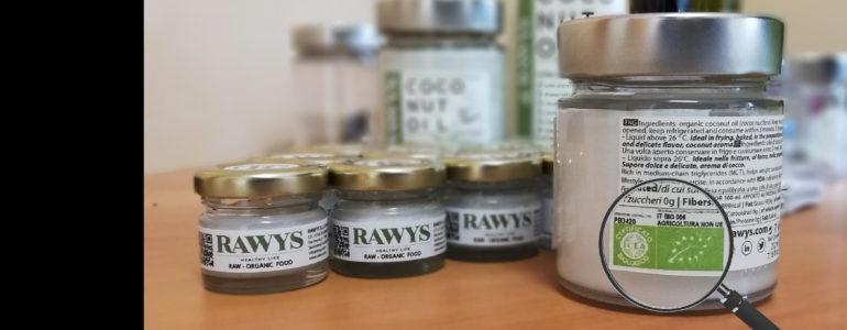 Campioni prodotti rawys