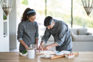 Chefs at home_preparation_Villa Olivo